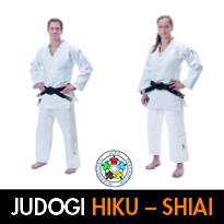 JUDOGI<br>HIKU SHIAI 750g/m²