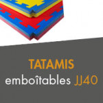 Tatamis emboîtable