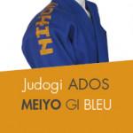 JUDOGI MEIYO GI BLEU