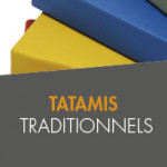 Tatamis traditionnels