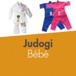 Judogi bébé