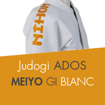 JUDOGI MEIYO GI BLANC