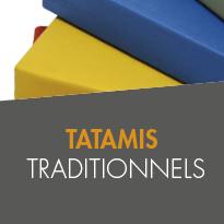 Tatamis de Judo traditionnels TT 40